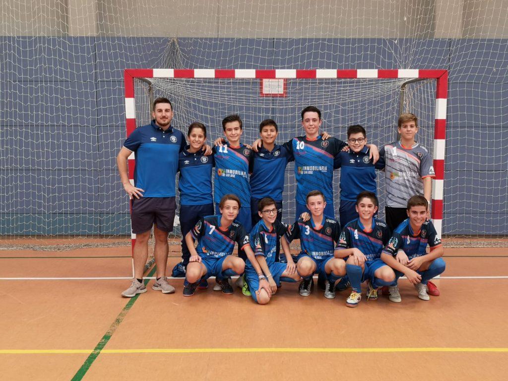 PJ Inmobiliaria Colo Colo Infantil 'A' 1-1 Juventud La Almunia