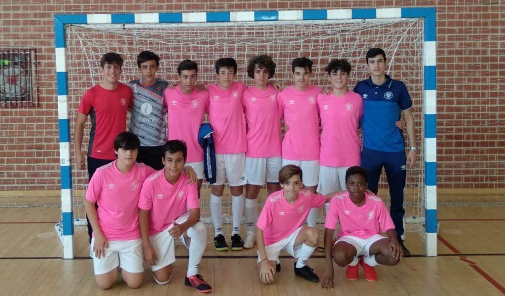Colo Colo Cadete 'C' 3-6 Bajo Aragón