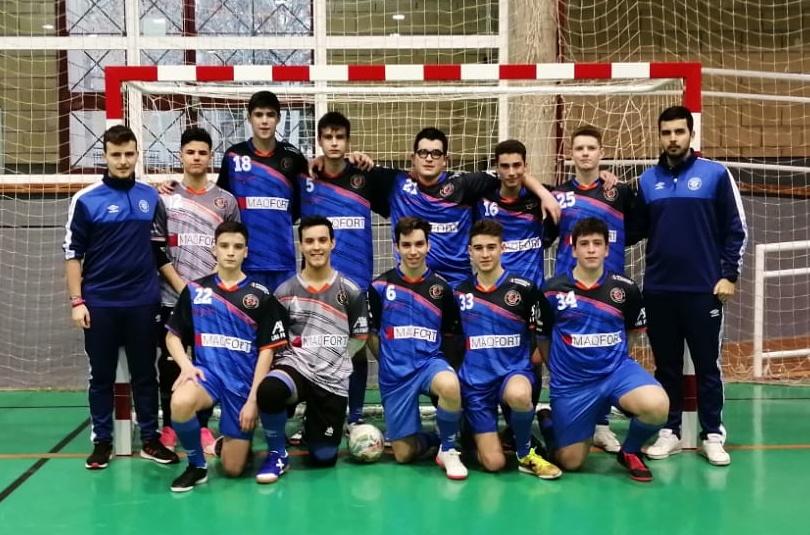 Colo Colo Juvenil Local 2-5 Sala Arrabal