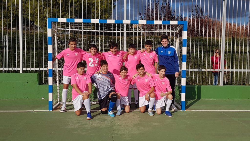 Colo Colo Infantil 'B' 2-0 Liceo Europa